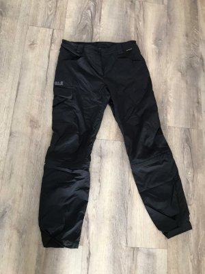 Jack Wolfskin Pantalon de sport gris anthracite