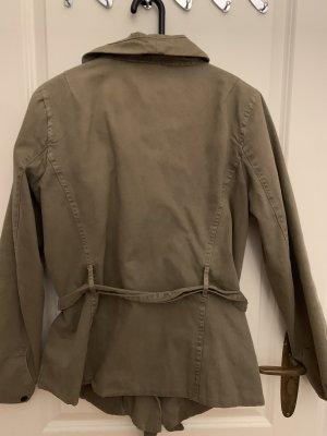 Gap Military Jacket green grey