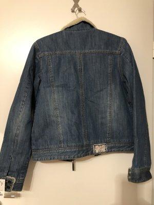 Billabong Denim Jacket blue cotton