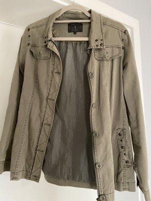 Zabaione Between-Seasons Jacket khaki