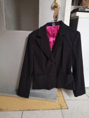 Outdoor jack zwart-roze