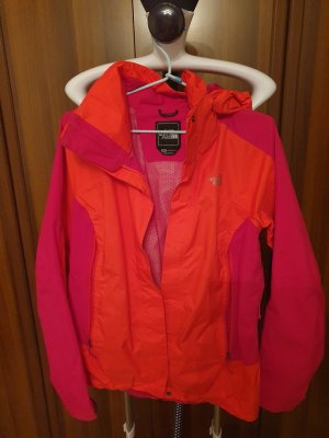 The North Face Impermeabile rosso-magenta