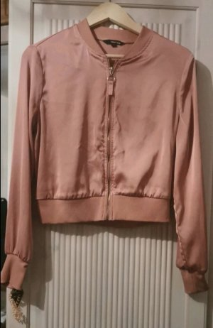 Tally Weijl Giacca bomber rosa pallido