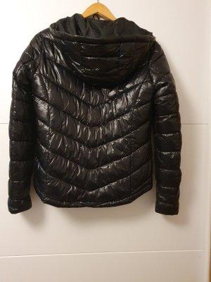 Veste oversize noir