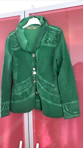 0039 Italy Blazer unisexe vert clair-vert