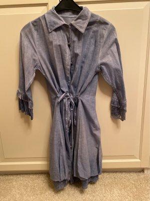 Tredy Blouse Jacket azure