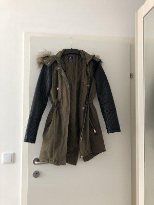 Fleece Jackets khaki