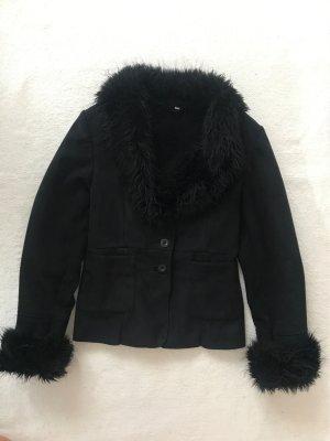 Coolwater Teddy Jacket black
