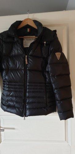 Dolomite Gewatteerd jack zwart Polyester