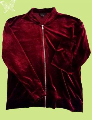 Athmosphere Veste softshell rouge fluo