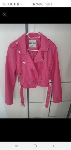 Oversized Jacket pink