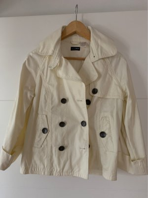 Pea Jacket natural white
