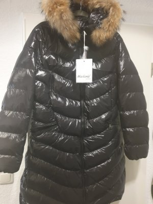 Quilted Jacket black