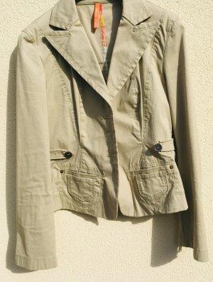 Marc Cain Blouse Jacket multicolored cotton