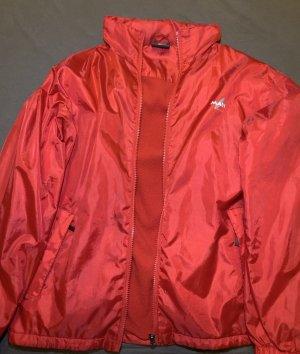 MAUI sports Fleece jack rood