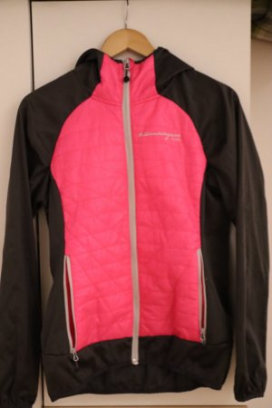 KilimAnjarO Softshell Jacket grey-pink
