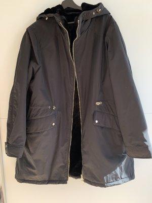 Zara Women Double Jacket black