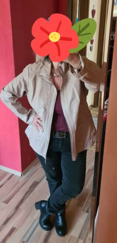 Couture Line Between-Seasons Jacket dusky pink