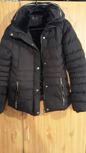 Zuiki Winter Jacket black-gold-colored