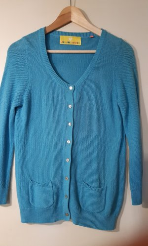 Lieblingsstück Knitted Blazer light blue