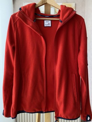 Kangaroos Sports Jacket red-dark blue