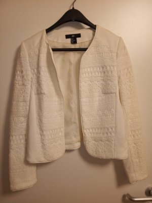 H&M Hunting Shirt white