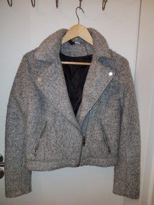 H&M Divided Wełniany sweter Wielokolorowy