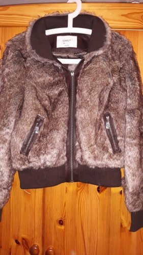 Only Fur Jacket multicolored