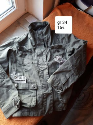 Safari Jacket dark green