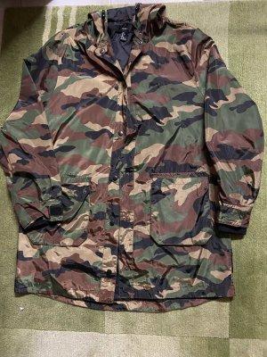 Forever 21 Giacca militare multicolore