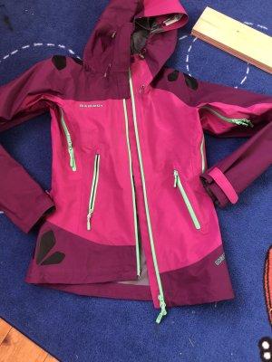 Mammut Sports Jacket blackberry-red-raspberry-red