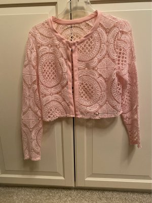 Blouse Jacket light pink