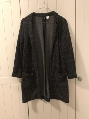 H&M Divided Long Jacket anthracite