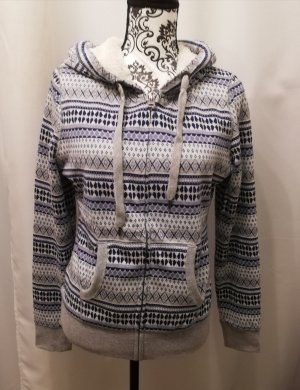 H&M Hoody grey-slate-gray