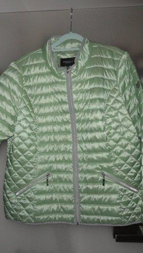 Bexleys Quilted Jacket sage green-lime-green mixture fibre