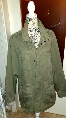 Safari Jacket green grey
