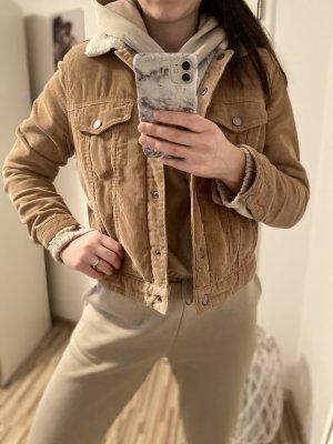 Clockhouse Wool Jacket beige