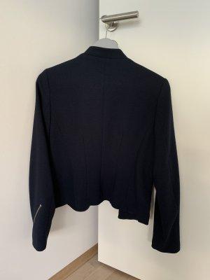 More & More Chaqueta estilo camisa azul oscuro