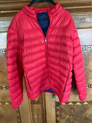 angelo litrico Between-Seasons Jacket bright red-red