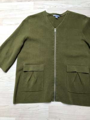 COS Wool Jacket olive green
