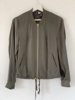 H&M Blouse Jacket khaki