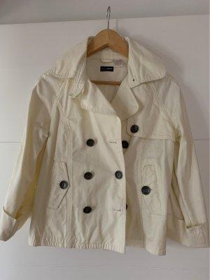 Pea Jacket natural white