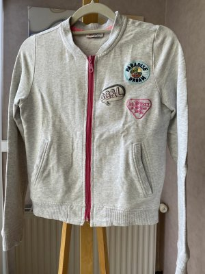 College Jacket multicolored cotton