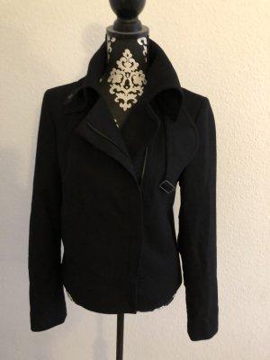 Hugo Boss Chaqueta de lana negro