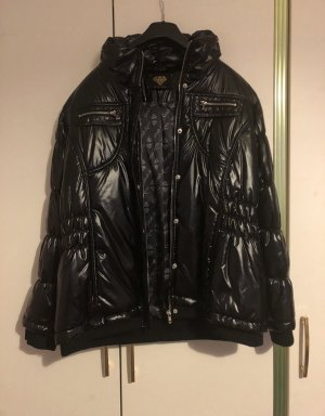 Sarah Kern Pikowana kurtka czarny