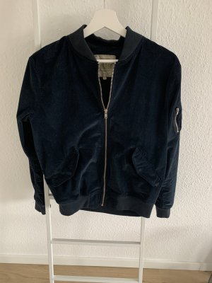 Blaumax Bomber Jacket dark blue