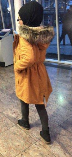 C&A Lang jack licht Oranje Textielvezel