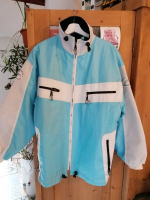 Chiemsee Outdoor Jacket white-light blue polyester