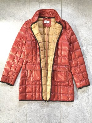 White Lady Down Jacket russet