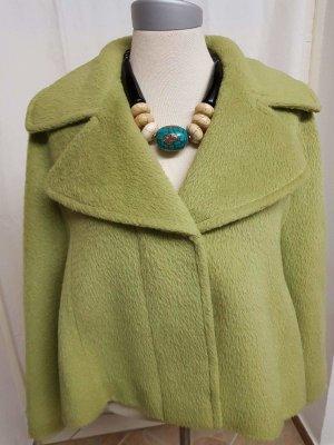 Aigner Veste en laine vert clair laine alpaga
